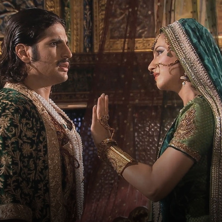 Jalal will be taken by surprise after hearing about Jodha's pregnancy