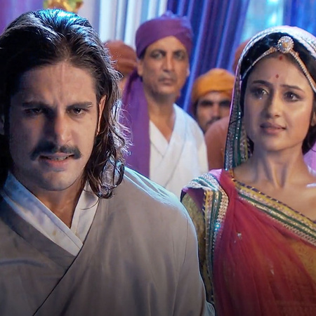 What will Maham Angha's punishment be after Jalal shows up?