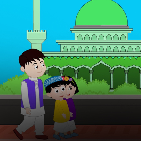 أغاني العيد الجميلة، مثل أهلاً بالعيد، وسنة حلوة يا جميل، إذا كنت سعيد